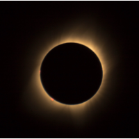 Rare ring of fire solar eclipse seen around the world